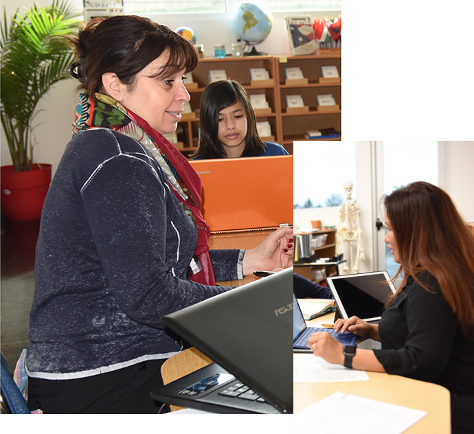 Tracy Montessori Staff